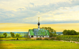 Chapel, Murom, Russia Royalty Free Stock Images