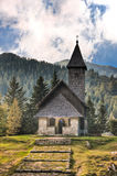 Chapel in Nassfeld mountain mountains Austria Stock Photo