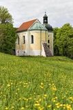 Chapel near Weltenburg Stock Photography