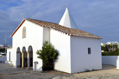 The Chapel of Nossa Senhora da Rocha Stock Photography