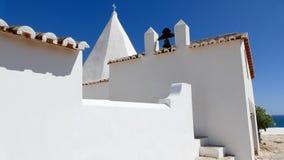 Chapel of Nossa Senhora da Rocha, Portugal Royalty Free Stock Photography