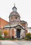 Chapel Notre-Dame du Rempart a Namur Vallonia belgium fotografie stock