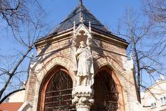 Free Chapel Of Holy Cross, Zagreb, Croatia Stock Photography - 177149422
