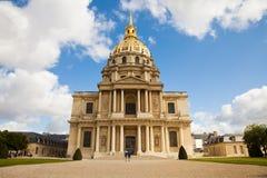 Chapel Of Les Invalides, Paris Royalty Free Stock Images