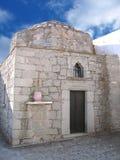 Chapel in the orthodox monastery stock photos