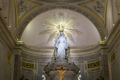 Chapel of Our Lady of the Miraculous Medal, Paris, France Stock Photography