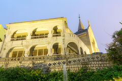 Chapel of Our Lady of Penha Macau Royalty Free Stock Images