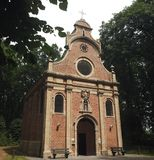 The chapel our Lady of Salvation of the Sick - Belgium Royalty Free Stock Image