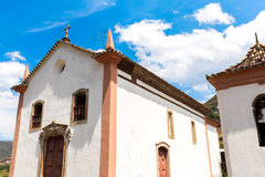 Chapel of Padre Faria in Ouro Preto, Minas Gerais, Brazil Royalty Free Stock Photography