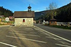 Chapel in Pec pod Snezkou Stock Photos