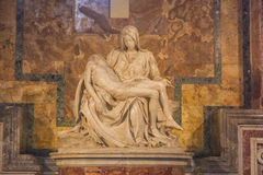 Chapel of the Pieta Royalty Free Stock Image