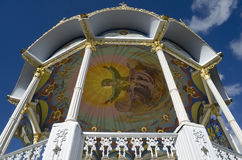 Chapel in Pochaev Lavra Royalty Free Stock Images