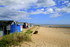 Chapel Point, Lincolnshire. Royalty Free Stock Image