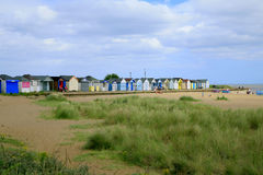 Chapel Point, Lincolnshire. Stock Images