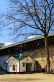 Chapel in Pskov-Caves Holy Dormition Monastery Royalty Free Stock Photos