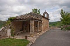 Chapel of Puycelsi Royalty Free Stock Photo