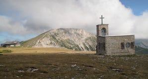 Chapel Raxkircherl in Rax Alps Royalty Free Stock Image
