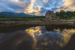 Chapel on the Rock, Allenspark Colorado Royalty Free Stock Image