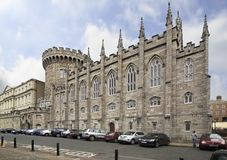 Chapel Royal in Dublin Castle Stock Photography