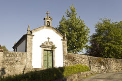 Chapel in Rural Portugal Stock Images