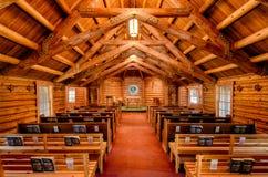 Chapel of the Sacred Heart Stock Photo