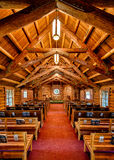 Chapel of the Sacred Heart Stock Image