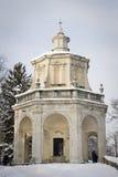 Chapel of sacro monte, varese Royalty Free Stock Photo