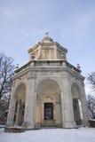Chapel of sacro monte, varese Stock Photos