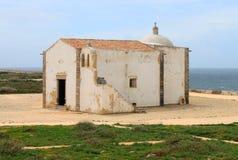 Chapel in Sagres, Algarve, Portugal Royalty Free Stock Image