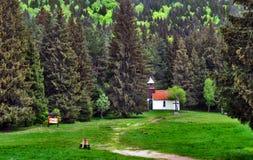Chapel Saint Ana Royalty Free Stock Photography