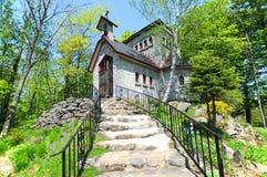 Chapel Saint Benedict Abbey Royalty Free Stock Photography