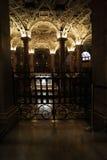 Chapel of Saint Charles Borromeo. Aka Crypt of Saint Charles Borromeo - Milan cathedral Stock Photos