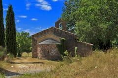 Chapel Saint Denis, Bagnols-en-foret Stock Photos
