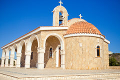 Chapel of Saint Epifanios in Cyprus Royalty Free Stock Images