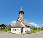 Chapel of Saint Fabian and Sebastian in Kornau Stock Images