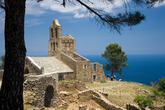 Chapel of Saint Helena Stock Image