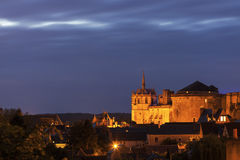 Chapel of Saint-Hubert in Amboise Stock Images