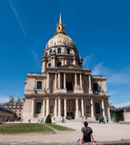 Chapel of Saint-Louis-des-Invalides Royalty Free Stock Photos