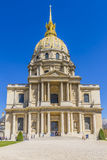 Chapel of Saint-Louis-des-Invalides Royalty Free Stock Photography