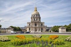 Chapel of Saint Louis des Invalides Stock Image