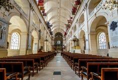 Chapel of Saint Louis des Invalides, Paris, France. PARIS - JULY 1: Chapel of Saint Louis des Invalides on July 1, 2013 in Paris. Chapel built in 1679 is the stock photos