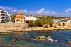 Chapel Of Saint Nicholas, Rethymno, Crete, Greece Royalty Free Stock Photo