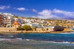 Chapel Of Saint Nicholas, Rethymno, Crete, Greece Royalty Free Stock Photography