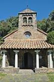 Chapel of Sant Bernat-Montseny Royalty Free Stock Photos