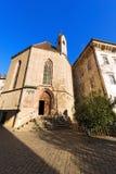 Chapel of Santa Barbara - Merano Italy Stock Images