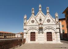 Chapel Santa Maria della Spina Royalty Free Stock Image
