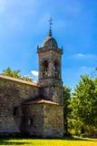 Chapel Santa Susana Royalty Free Stock Photo