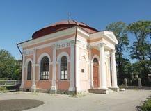 Chapel in Shlisselburg Stock Photo