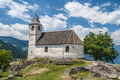 Chapel in south tirol Stock Images