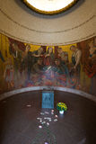 Chapel at Soviet War Memorial Berlin Stock Photography